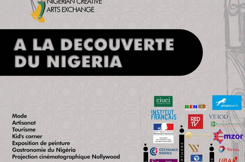 Nigerian Creative Arts Exchange takes place in Paris