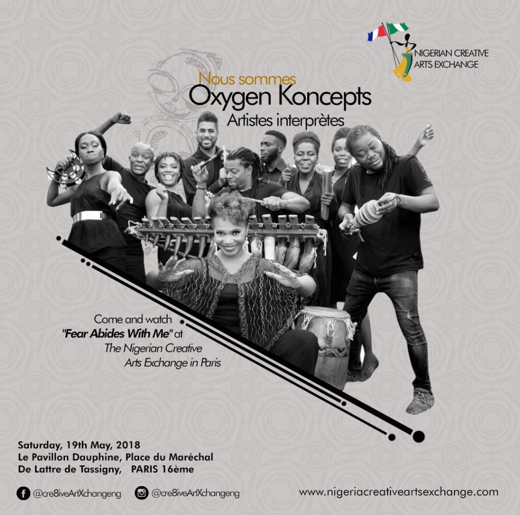 Nigerian Creative Arts Exchange | Oxygen Koncepts
