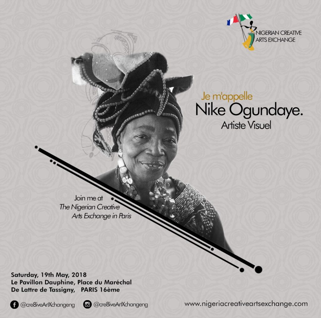 Nigerian Creative Arts Exchange | Nike Art Gallery
