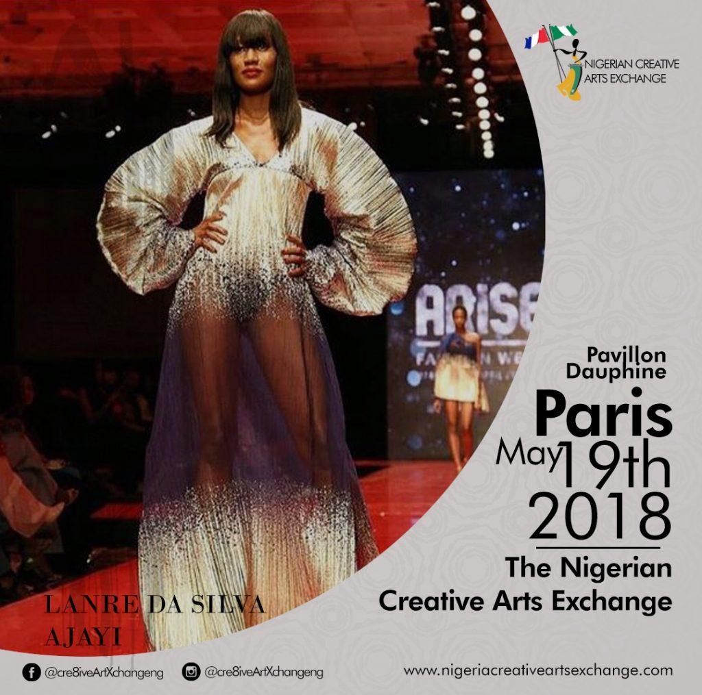 Nigerian Creative Arts Exchange | Lanre Da Silva Ajayi