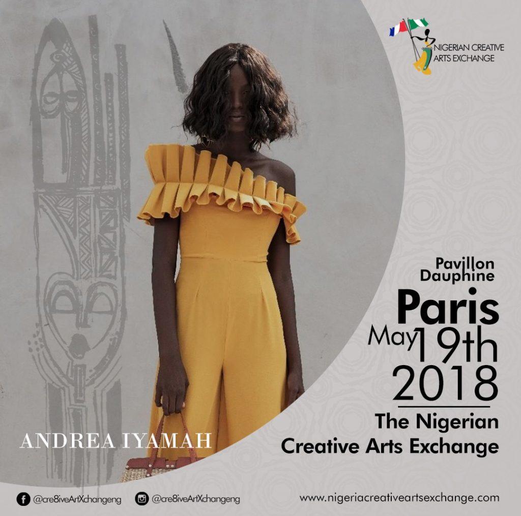 Nigerian Creative Arts Exchange | Andrea Iyamah